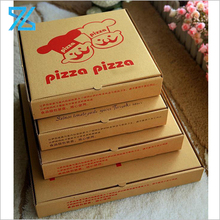 Personalized Custom Printed Reusable Disposable Carton Pizza Box