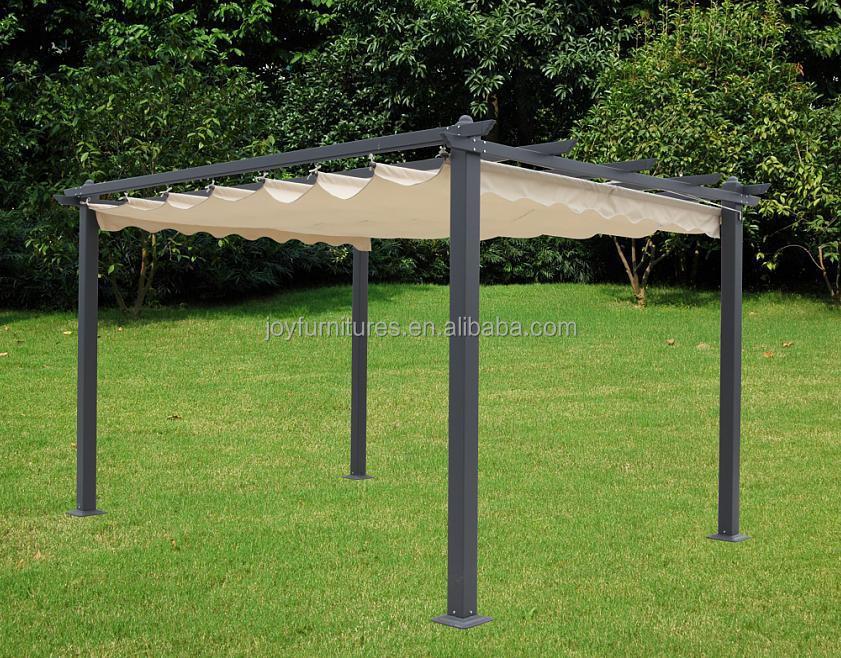 pergola gazebo metal roof gazebo buy pergola gazebo metal roof gazebo white metal gazebo. Black Bedroom Furniture Sets. Home Design Ideas