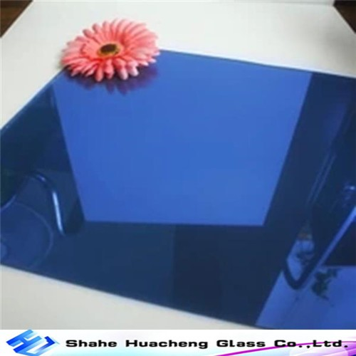 CE and ISO9001 4mm Heat Reflective Tinted Float Building Glass
