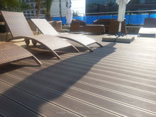 wpc decking wood plastic composite wood products waterproof boat deck floor