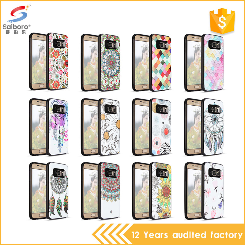 Newest design print fancy mobile phone cover for samsung s3 s4 s5 s6 s7