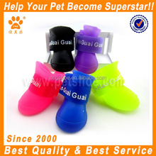 JML Good Quality Outdoor Waterproof Pet Dog Rain Boots Products for Dog