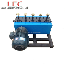 LEC Prestressed Concrete Post tensioning PC Strand Pusher Machine