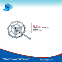 China Chainwheel &Crank bike chainwheels&crank bicycle parts
