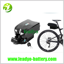 24V 15AH Lithium ion Battery frog type Rear Battery Pack 24v E-bike battery