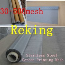 stainless steel mesh metal stainless printing