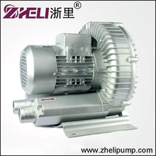 4000w three phase vacuum type Electric vortex dry air ring blower