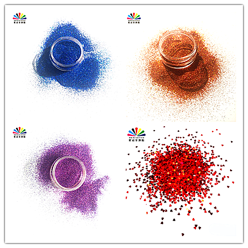 xucai hot selling holographic <strong>Christmas</strong> glitter for festival decoration <strong>christmas</strong> chunky mix and shape glitter