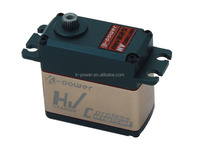 High quality DHV825 72g servo metal digital/Standard Aluminum case waterproof RC Servo/RC Hobby Car Servo