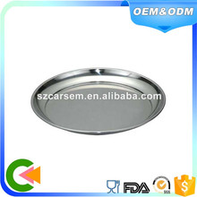 Metal plates Stainless steel dinner plate