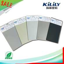 Hard Finish Electrostatic Texture Finish Thermosetting Factory Price Powder Coating Paint