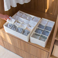 Encai Elegant Underwear Storage Box For Underpant & Socks