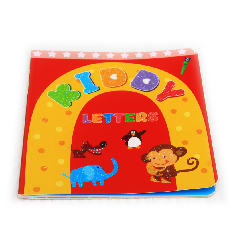 2016 hottest series of sounds books Kiddy letters with oid reader pen
