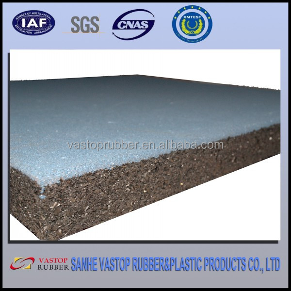 Wholesale Outdoor Recycled Rubber Flooring of Eco-Friendly