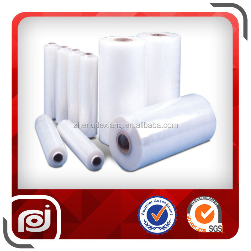 Plastic Blue Hand Manual Machine Stretch Film