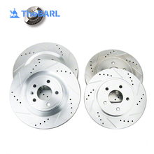43512-35180 43512-26070 43512-26040 Auto Parts Brake Disc FOR Toyotas Hiace