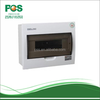 CDPZ50 12 way Weatherproof Electrical Main Switch Box