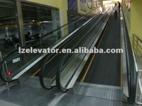 Passenger conveyor and Moving walks