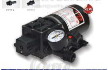 High Quaity 9.5LPM 80psi high pressure water pump 12 volt