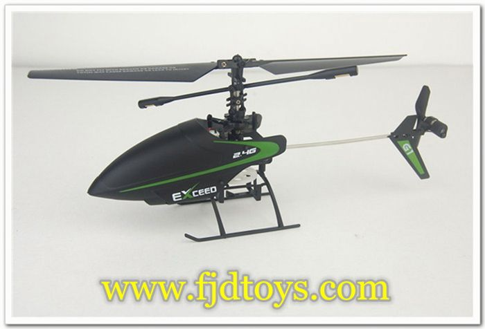 sh 6032 Single propeller 4 channel medium rc helicopters