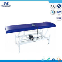 Patient examination bed used in clinic or hospital