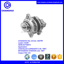 OEM:A2T49972 generator alternator price list 75A 12V Lester:14438