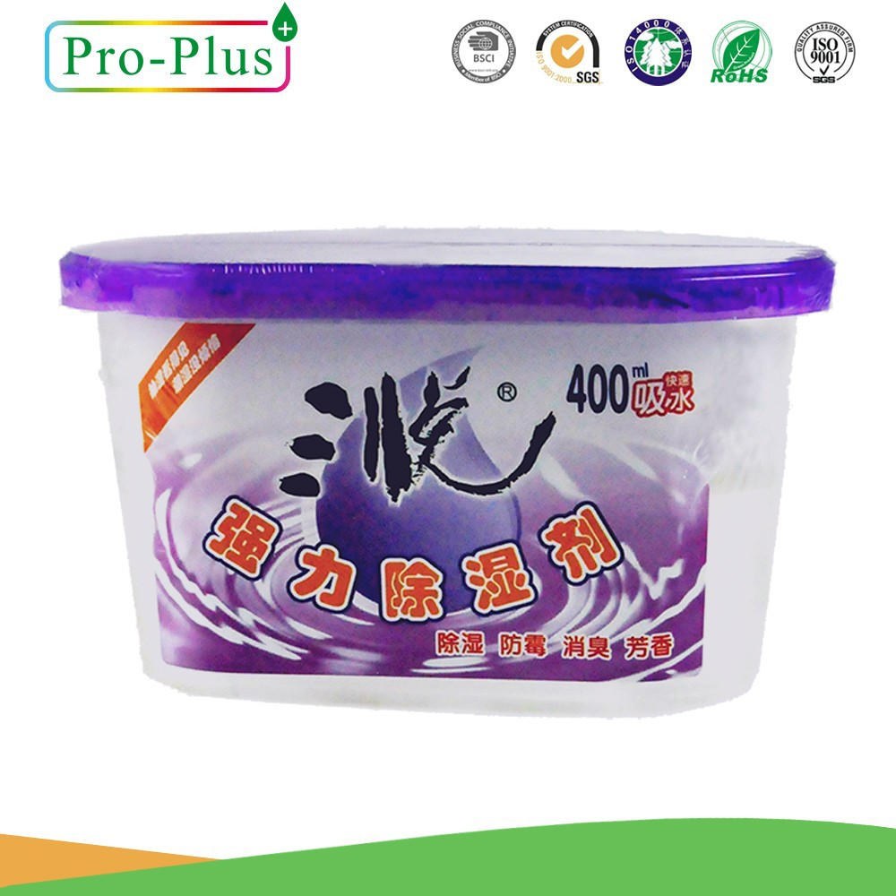 Indonesia Fragrance Dehumidifier Disposable Moisture absorber box