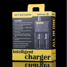 Nitecore charger Sysmax I4 V2 Intellicharge Battery Charger popular in European & USA Market