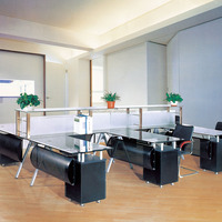 Office Furniture Glass Centre Table Designs