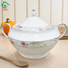 China New Best Ceramic Cooking Tureen