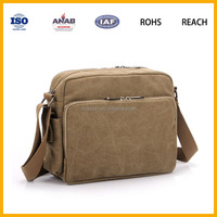 Wholesale Promotion Cheap Polyester Laptop Bag for Men Business Usage