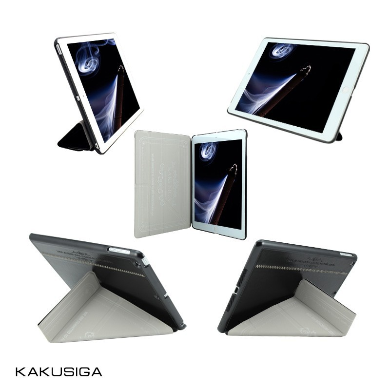 KAKU Best ultra-thin for ipad mini case leather cover for ipad mini 1/2