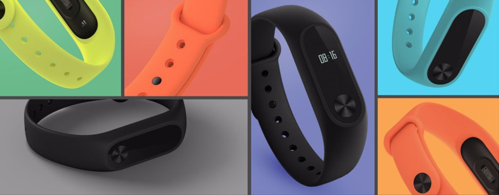 100% Original Xiaomi waterproof smart bracelet mi band 2 for MI4/MI3