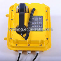 2013high quality industrial telephone for oil field workers Safety guarantee