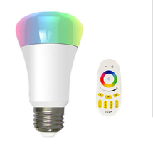 Factory directly emergency RGBW Color led smart led bulb