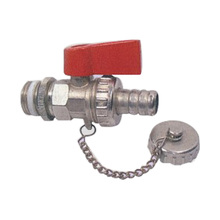 "New Design Hot Sale Nickel Plated Brass Boiler Feed Ball Valve Safety 3/8"""" Ball Valve"