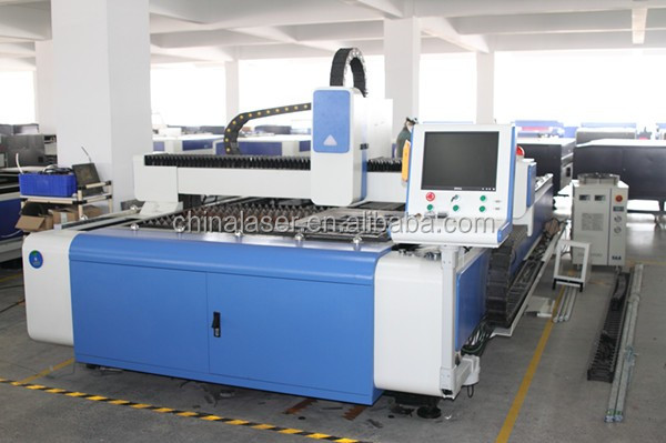G.WEIKE high speed laser cutting machineLF1325 with Cypcut software
