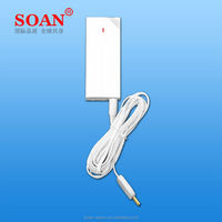 Wholesale Cheap Price Home Factory Floor Water Leak Detector Alarm Water Sensor with Battery Power Supply
