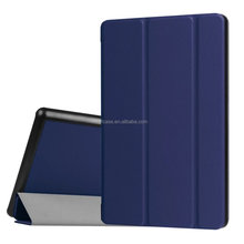 Smart Shell Leather Cover For Amazon Kindle fire HD 8 Tablet Case