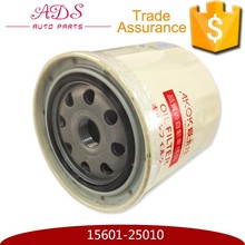 Wholesale TOYOTA parts oil filter for HIACE 1RZ/2RZ OEM:15601-25010