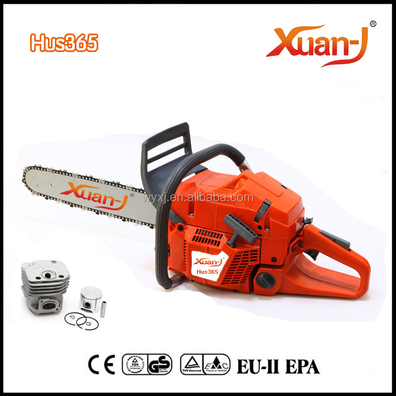 High quality China Agriculture Machinery 65cc HUS 365 Gasoline Chain saw