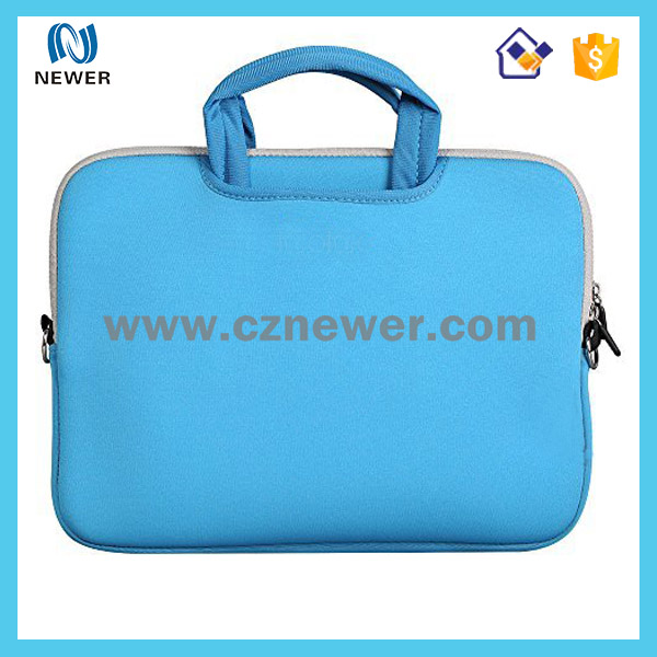 Popular style sublimation protable neoprene laptop case