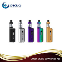 Cacuq Smok Osub 80W baby kit 2017 newest wholesale vape pen starter kit TPD compliant