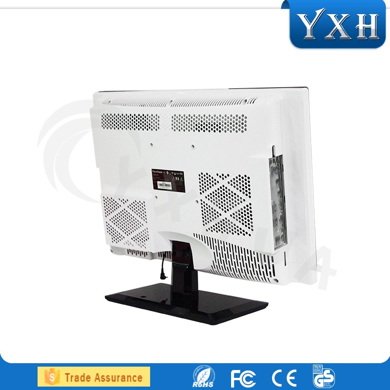 HD LED screen ALL IN ONE desktop PC computer 23.6 inch INTEL i3 i5 i7 CPU large capacity OEM computer