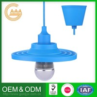 The Most Popular Custom-Made Silicone Light Shade Various Colors Outdoor Light Bulb Covers
