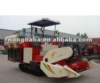 Farm machine/Corn planter/Rice harvester/4LZ-2.0 Track type rice combine harvester