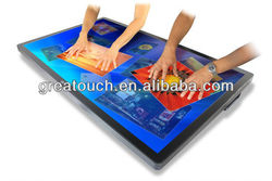 Infrared dual touch overlay bezel 17 inch