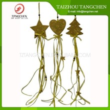 China imported wood hanging wood christmas ornament patterns