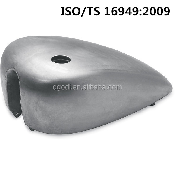OEM custom high precision motorcycle fuel tank TS 16949 have passed