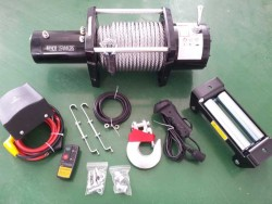 15000lb truck winch / winch 12V / tow truck winch for sale
